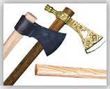 Tomahawks, Camp Axes, Smoking Hawks